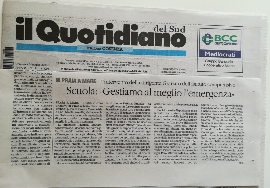 quotidiano DAD